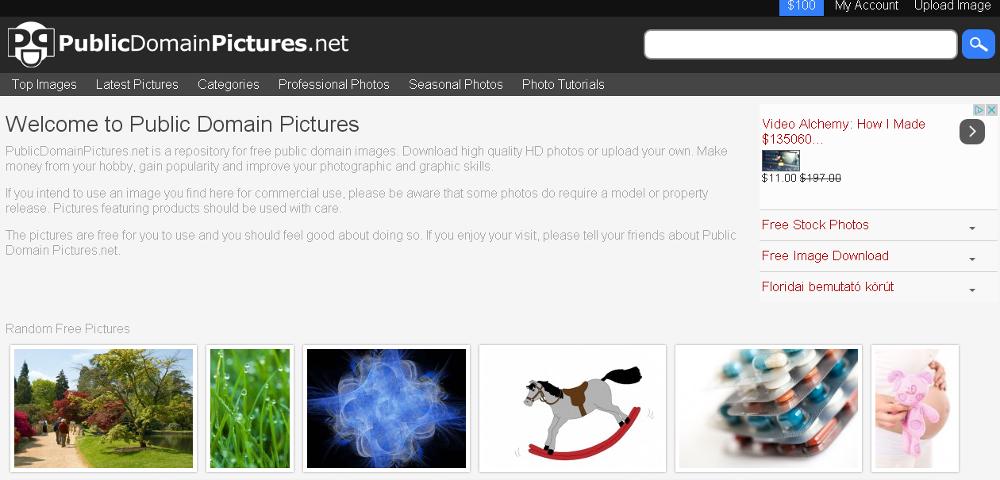 Public Domain Pictures2
