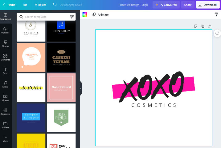 23 Free Online Logo Maker Tools – Create a Text Based or Icon Based Logo, The Ultimate Content Marketing