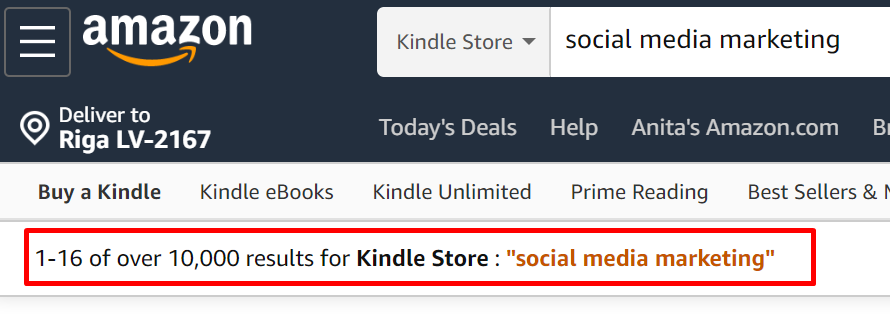 Find a Profitable Book Topic on Amazon in 3 Easy Steps, The Ultimate Content Marketing